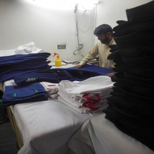 packing room
